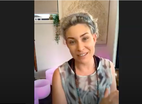 VITAlity Festival Chat and Vibe with Katie Underwood